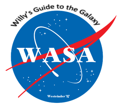 Westeinder 2017 - Willy's Guide to the Galaxy
